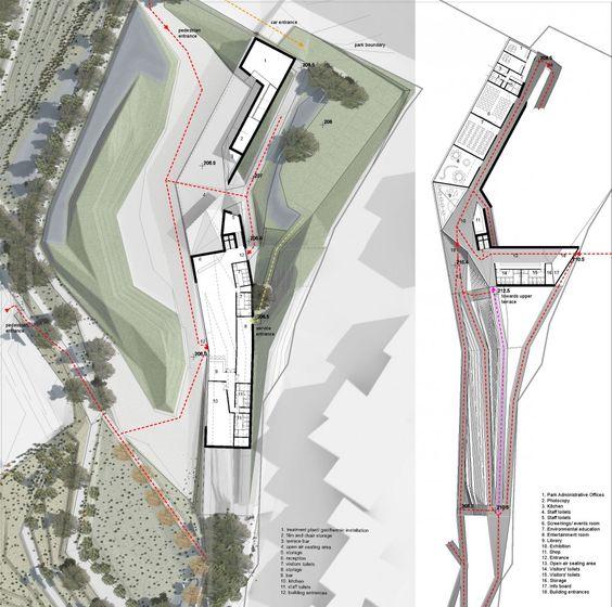 Urban Park of Palouriotissa Third Prize Winning Proposal / Groundlab + Clara Oloriz