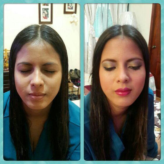 Maquillaje para la tarde 0991043152 Ingrid