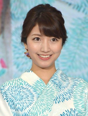 『お台場みんなの夢大陸2016』の制作発表に登壇した三田友梨佳アナの画像