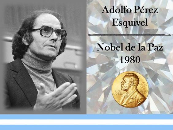 Argentina, yo te banco porque tenés alta presencia en los Premios Nobel, ¡nada menos que cinco!