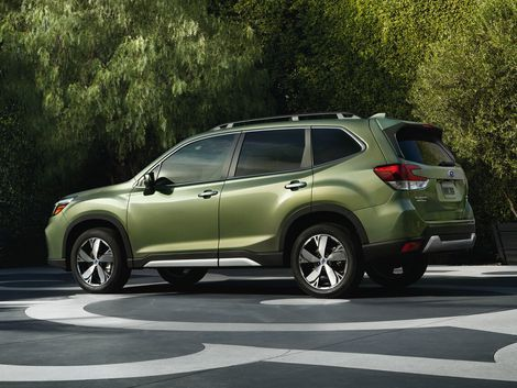2019 Subaru Forester Is Roomier And Quieter Than Before