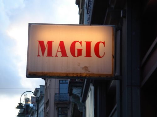 MAGIC-mysticmamma:
