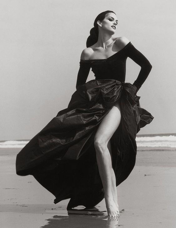 Cindy Crawford, Ferre 3, Malibu, 1993