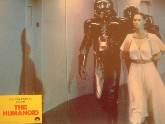 The Humanoid Lobby card collection