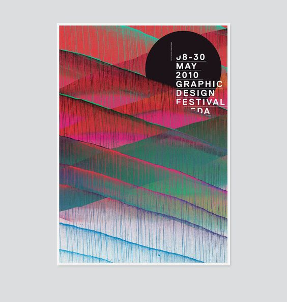 Graphic Design Festival by Toko