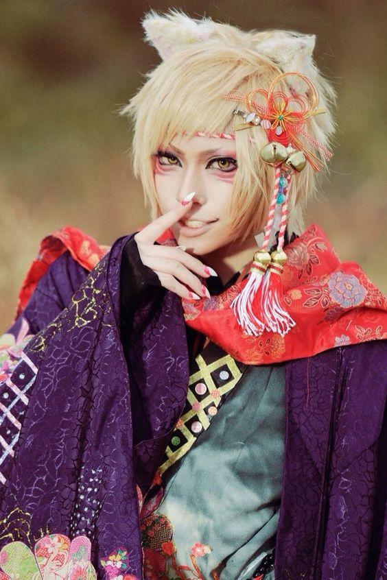 hitonari(仁成) ameri Cosplay Photo - Cure WorldCosplay