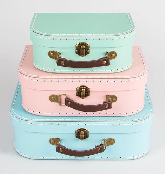 Süße Tipizelte für Jungen und Mädchen | Friedasbaby.de  vintage koffer  Alle Fotos und Produkte von Pomballon.