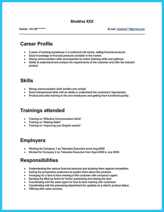 Resume Sample Resume Skills For Call Center Agent bpo call centre resume sample bank center agent manager examples maker create professional resumes online for