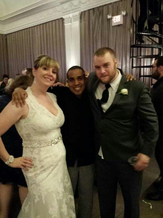 Tony & Jordan Talbert #clazel #weddings (DJ Diamond Lee)