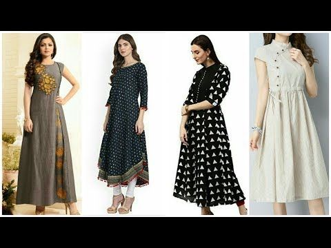Top Stylish Dresses Casual Wear For Girls 2019 , YouTube