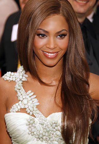 beyonce light brown hair - photo #6