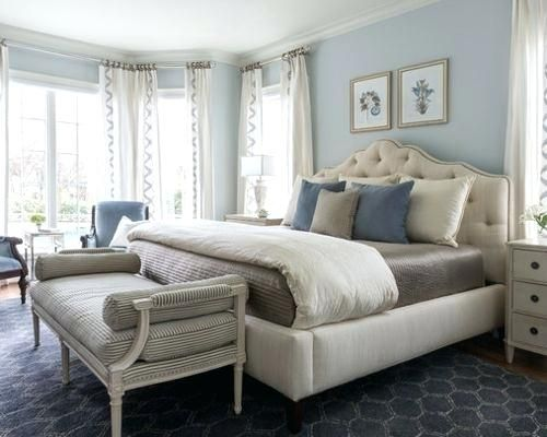 Image Result For Best Master Bedroom Houzz Gray Blue Master
