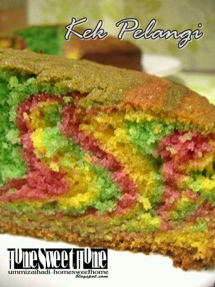 Pin On Rainbow Cakes