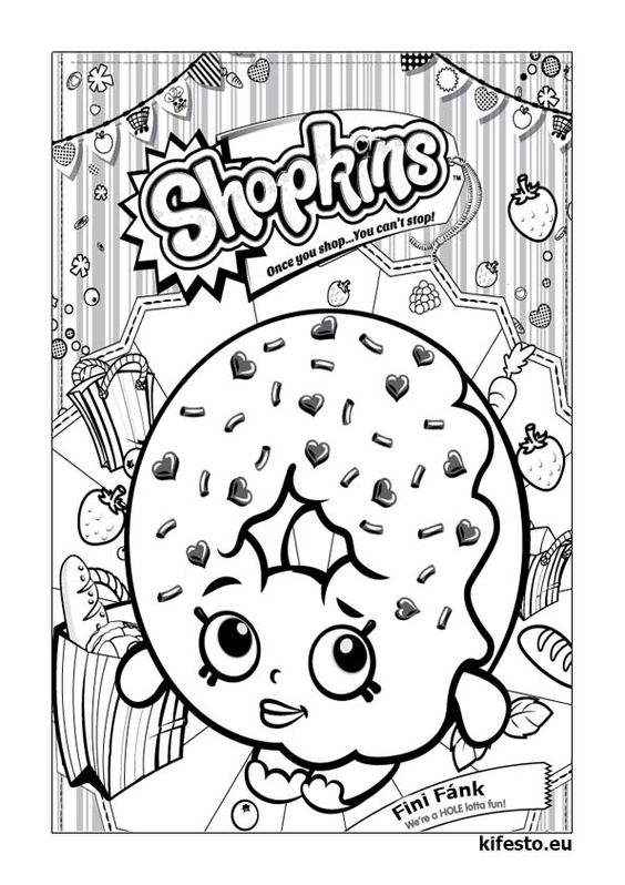 It is a photo of Stupendous Shopkins Free Printables