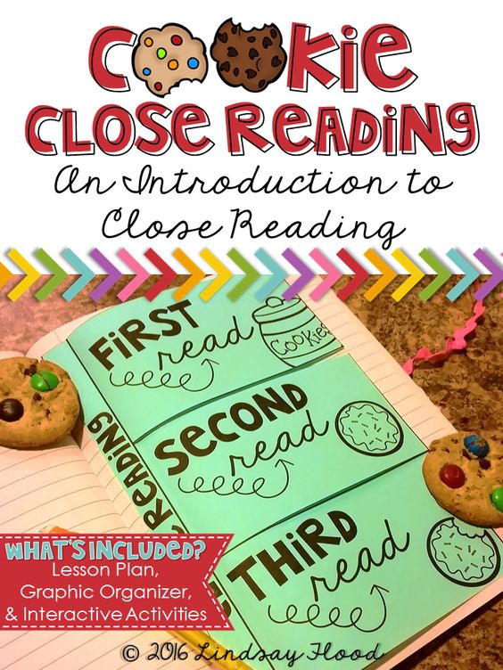 The {{ORIGINAL}} Oreo Close Reading Activity! A quick, fun, and easy way to TEACH your students how to CLOSE READ effectively!