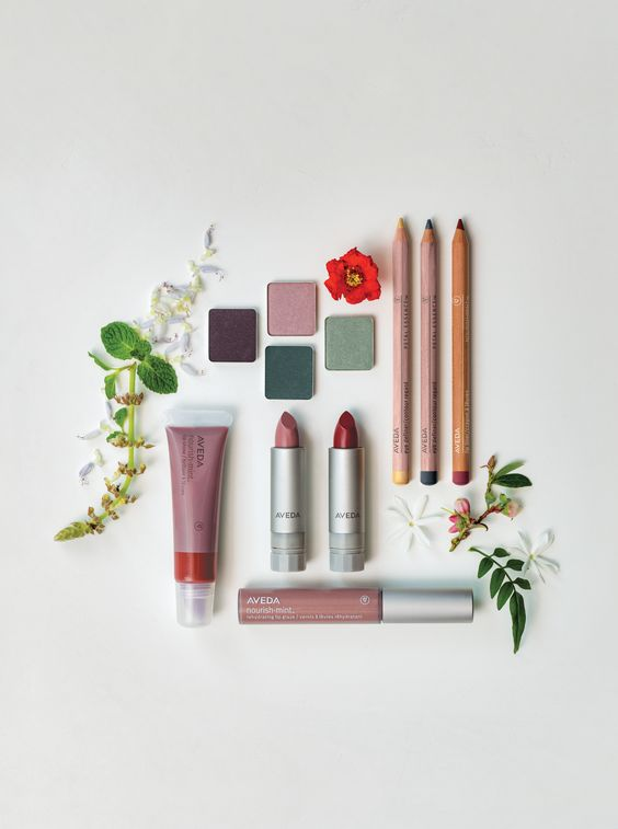 Highlight your individual ‪#‎beauty‬ with ‪#‎Aveda‬'s new Autumn/Winter ‪#‎Foklor‬ Makeup collection.