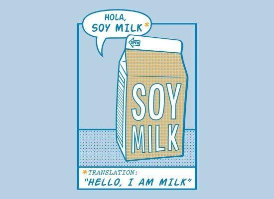 Hola Soy Milk At Umamitees Memes En Espanol Humour Salle De Classe