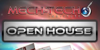 Are you looking for a rewarding hands-on career? If so, Mech-Tech Institute in  Orlando is the place for you! Come to our Open House on Saturday, April 6 at 8:30 am to learn more about Mech-Tech Orlando's accredited programs:    Collision Repair  Racing Mechanics  Industrial Electricity  Automotive Mechanics  Diesel Mechanics  Industrial Welding  Refrigeration and A/C  For more information about our Open House please visit our website or give us a call at (321) 418-8852.