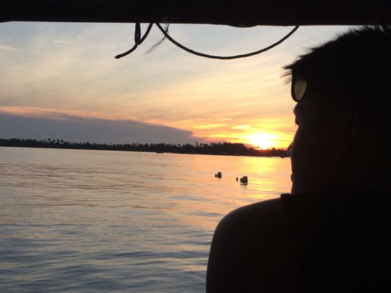 #karimunjawa #beautifulindonesia #sunset