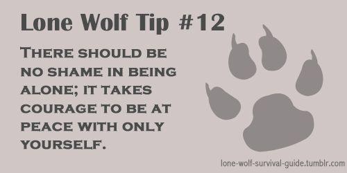 Lone Wolf Tip