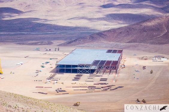 Tesla Gigafactory April 2015