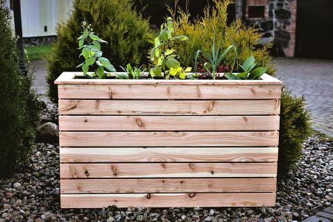 Hochbeete Kaufen Aus Holz Metall Und Kunststoff Schoner Wohnen Hochbeet Garten Hochbeet Hochbeet Bepflanzen
