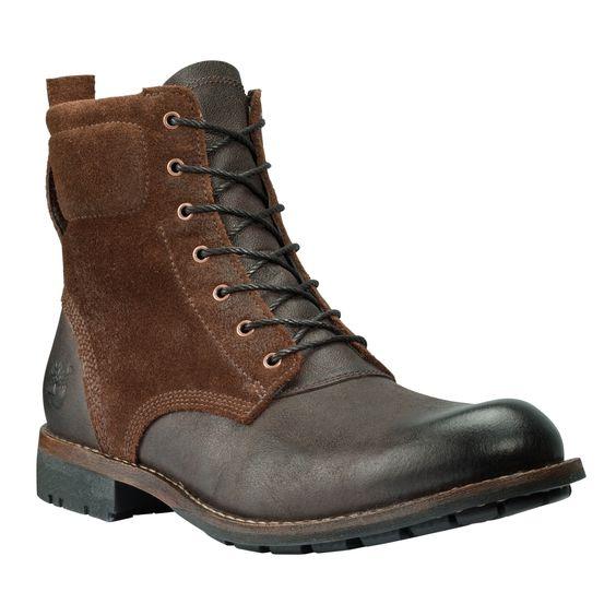 Timberland - Men's Earthkeepers® City Premium 6-Inch Side Zip Boot