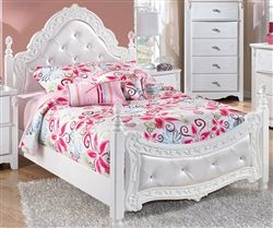 ashley furniture exquisite full size bed jaylynns baby girl bedroom furniture