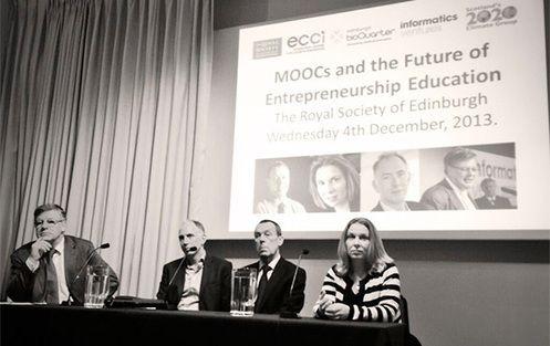 MOOCs and the Future of Entrepreneurship Education
