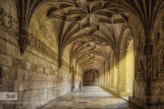 Mosteiro dos Jerónimos by uxio