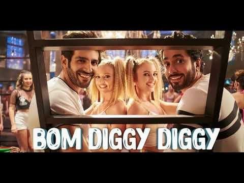 Music Hits Bom Diggy Diggy Song Zack Knight Jasmin Walia S Bollywood Music Videos Bollywood Movie Songs Zack Knight