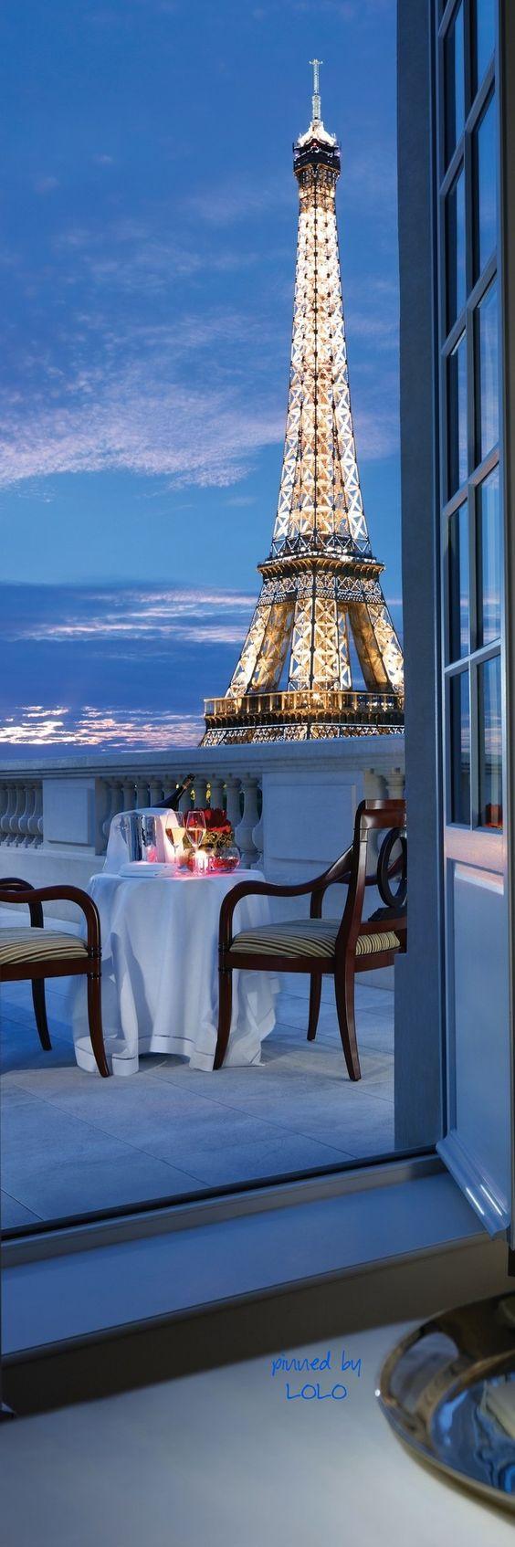 Shangri-La Hotel, Paris   LOLO