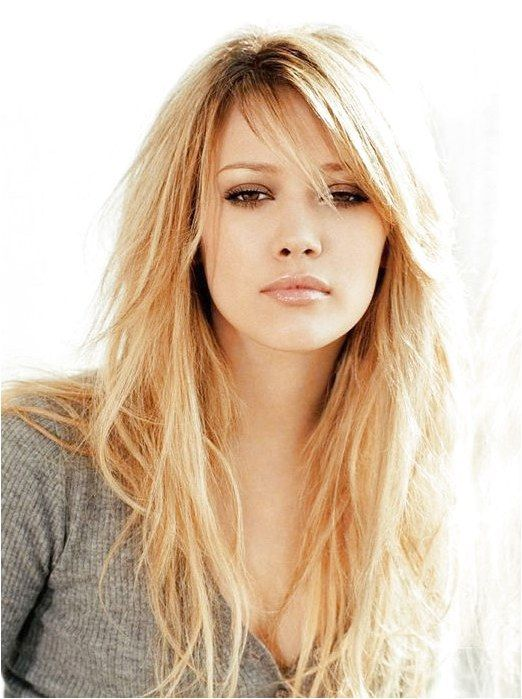 8 Long Hairstyle Thin Hair Finehaircutstyles Click For Further Information Long Thin Hair Long Hair Styles Layered Hair With Bangs