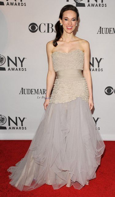 Elizabeth Davis, Once, Tony Awards 2012: Best dressed