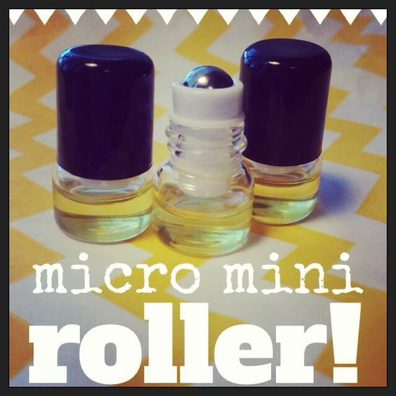 micro mini rollers great samplers and travelers www. Black Bedroom Furniture Sets. Home Design Ideas