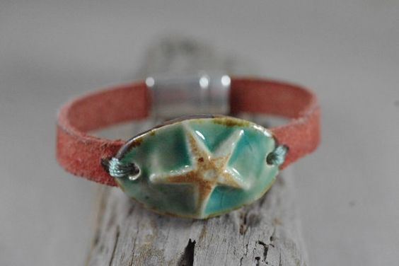 Hey, I found this really awesome Etsy listing at https://www.etsy.com/listing/481414474/starfish-or-sanddollar-ceramic-and