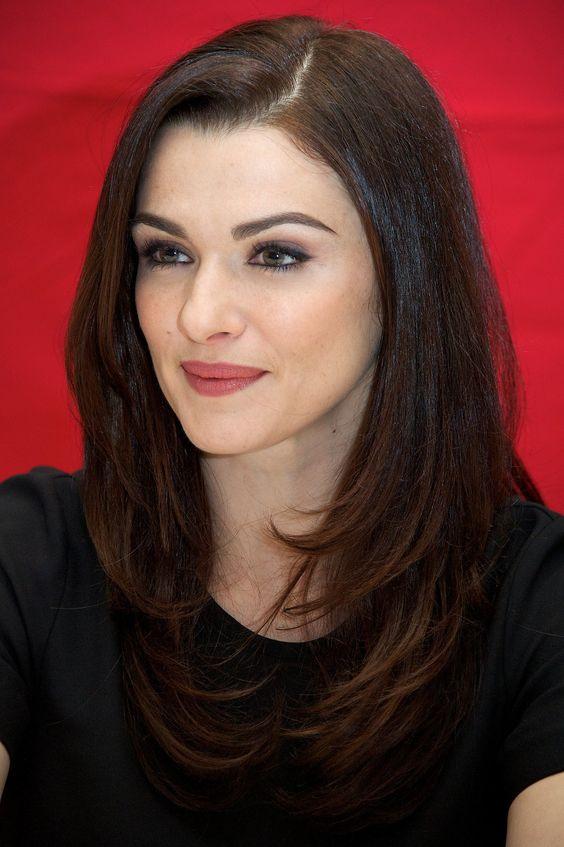 rachel weisz- I want her eyebrows! So perfect.