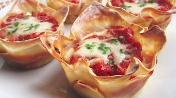 Easy Cupcakes Lasagna Step by Step  -http://www.bestyummyrecipes.com/easy-cupcakes-lasagna-step-by-step/