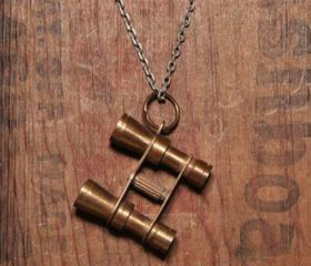 Binocular Necklace