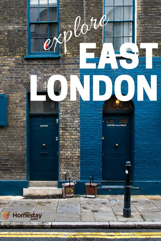 Exploring East London - let local Roy James take you to the trendy London Fields area of Hackney in East London