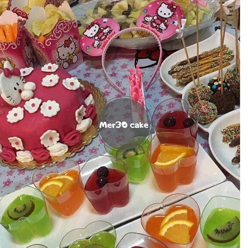 چيدمان تولد فوري به سبك مرسي كيك ميتونين سفارش بدين و لذت ببرين عزيزان انواع فينگر فود اماده ي ثبت سفارش جهت ثبت سفارش از سه روز Cake Food Desserts