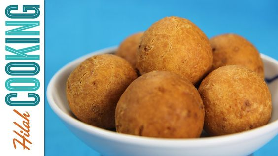 Buñuelos Navideños | Colombian Buñuelos Recipe  Make Colombian buñuelos Navideños for Christmas! These are a cheese fritter that are delicious with hot chocolate or natilla, or just on their own. Gracias a Cristina por la receta! Buñuelos Navideños recipe and other recipes http://hilahcooking.com/bunuelos-navidenos-colombian-christmas-bunuelos/ My cookbooks! http://learntocookbook.com Colombian buñuelos Navideños are quite different from any buñuelos I'd seen bef