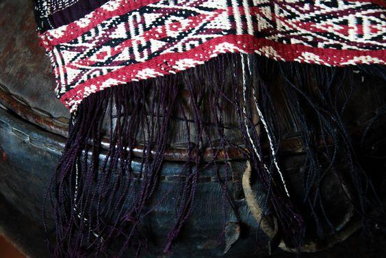 Textile, detail | Sumatra