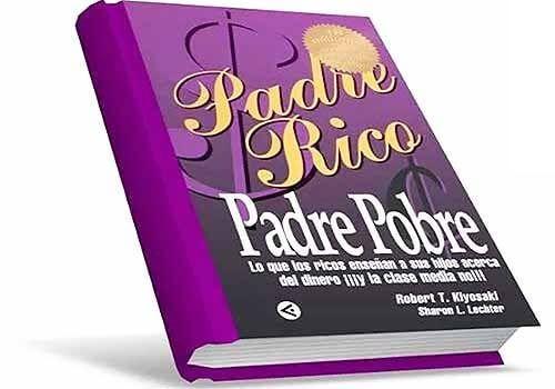 Padre Rico Padre Pobre De Robert Kiyosaki Libro Padre Rico Padre Pobre Libros De Finanzas Finanzas Personales