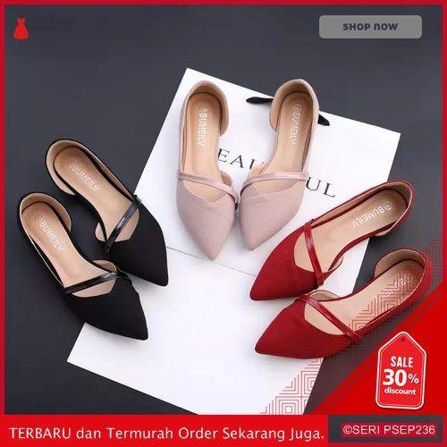 Hyu698 Sepatu Gaul Rs10 Millenial Fashion Heels Shoes