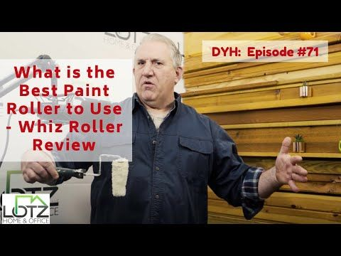 Whizz Rollers Otherwise Known As Hot Dog Rollers Are Definitely A Great Painting Tool And Can Be Used For A Lot Of Project In 2020 Paint Roller Cool Paintings Roller