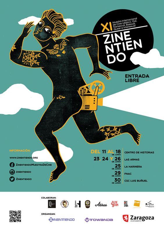 Cartel Zinentiendo 2016 edicion XI: