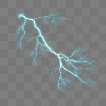 Blue Lightning Strikes Blue Lightning Clip Art Graphic Design Background Templates