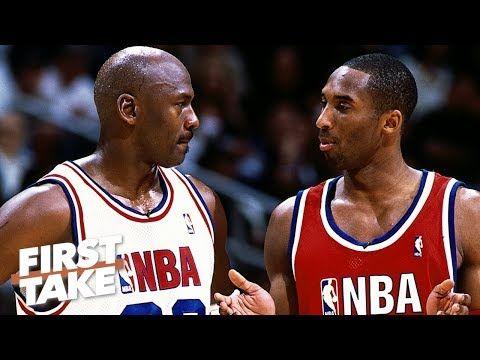 Kobe Bryant Not James Harden Is The Best Offensive Player Since Jordan Stephen A First Take Youtub Michael Jordan Michael Jordan Pictures Isiah Thomas