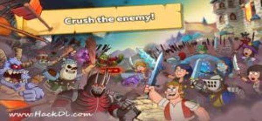 Hustle Castle Fantasy Kingdom Hack 1 8 0 Hackunlimited Money